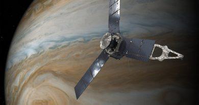 NASA Juno Spacecraft to remain in Elongated Capture Orbit around Jupiter