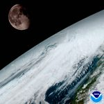 State of the Art Weather Satellite delivers impressive First Light Images