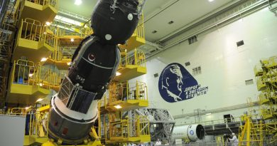 Backup Vehicle to replace next Soyuz headed to ISS