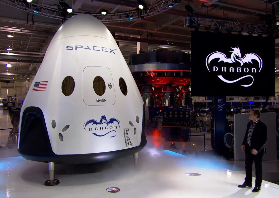 SpaceX outlines Plans to send Private Citizens on ...