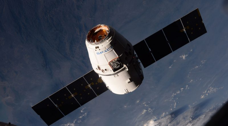 Photos: Dragon Cargo Ship arrives at ISS for Robotic Capture