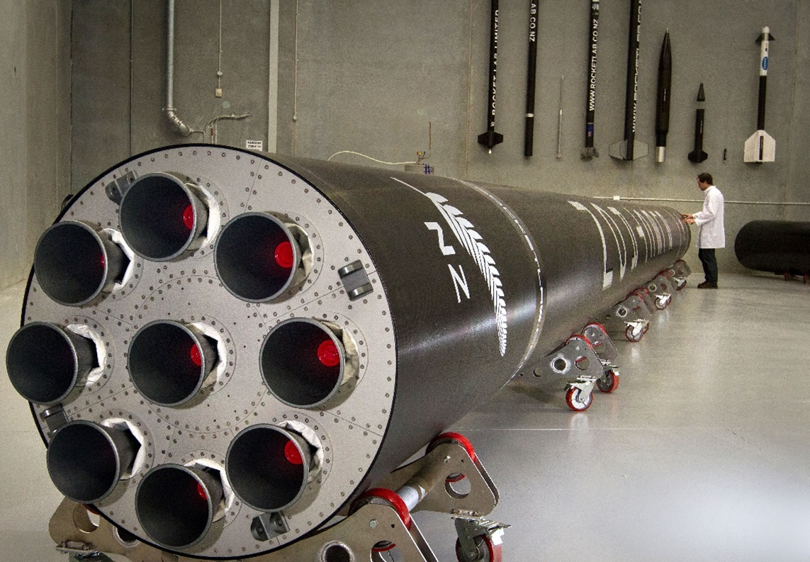 Rocket Lab S Battery Powered Electron Enters Launch