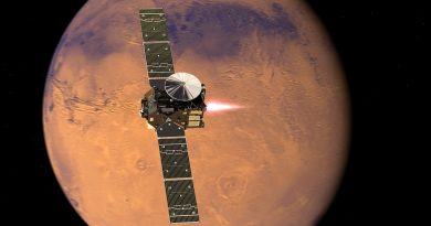 ESA Mars Orbiter completes Plane Change Maneuvers ahead of long Aerobraking Campaign