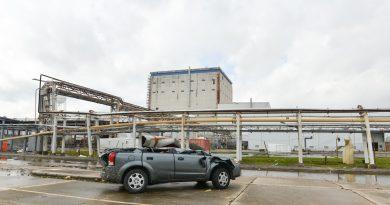 NASA Michoud Assembly Facility hit by Tornado
