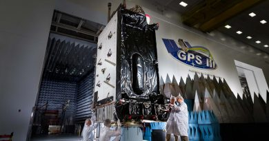 SpaceX Receives second GPS Navigation Satellite Launch Contract