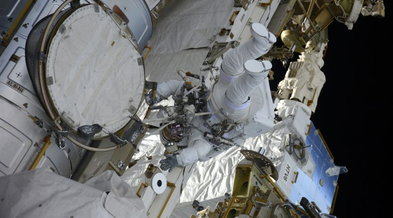 End-of-Week Spacewalk on Tap for ISS Crew ahead of Sunday Module Relocation