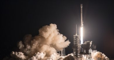 Expendable Falcon 9 successfully lifts heaviest Geostationary Payload to Date