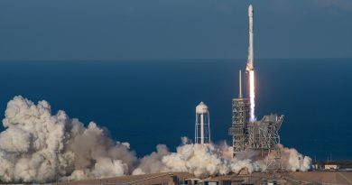 First Falcon 9 Re-Flight Achieves Successful Launch, Landing & Payload Fairing Recovery