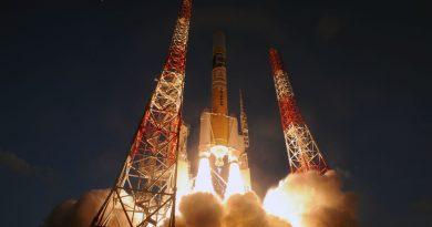 Japan's H-IIA successfully places Radar Reconnaissance Satellite in Orbit