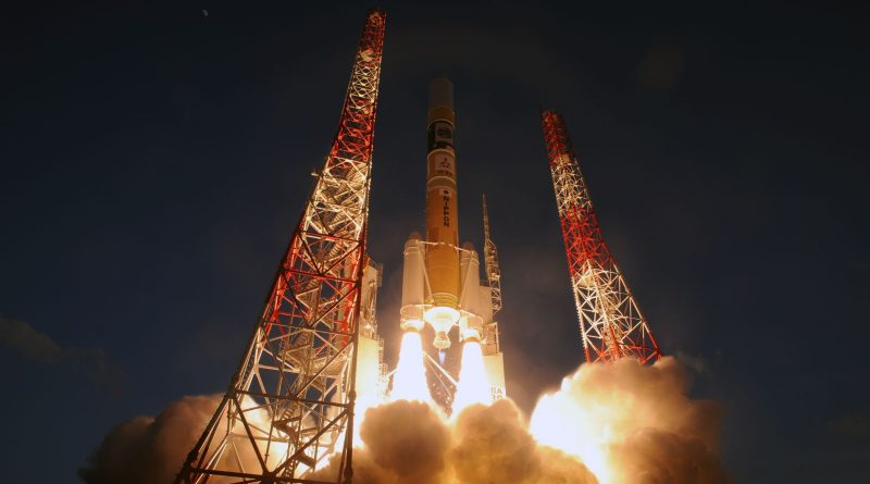 Japan's H-IIA successfully places Radar Reconnaissance Satellite in Orbit