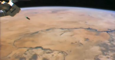 Video: CubeSats Deployed from International Space Station