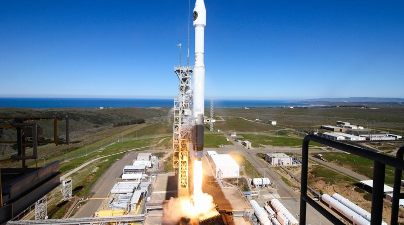 Atlas V successfully Launches U.S. Government Surveillance Asset