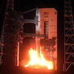 Video: Delta IV launches WGS 9 Communications Satellite into Orbit
