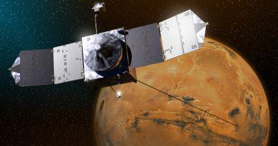 MAVEN Spacecraft adjusts Orbit to avoid colliding with Mars Moon Phobos