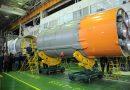 Re-Entry: Final Soyuz U Upper Stage
