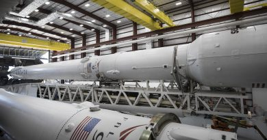 After Tight Launch Flow, Falcon 9 Counts Down to Momentous Re-Flight Mission