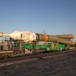 Videos: Soyuz FG Assembly & Rollout