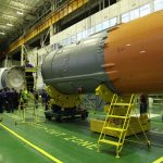 Photos: Soyuz Rocket takes shape for next ISS Crew Launch