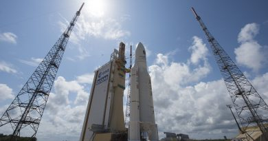 Operations Resume at Europe's Guiana Space Center after Month-Long Stand Still