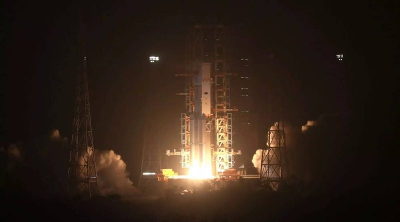 China's 'Heavenly Vessel' Sails into Orbit atop Long March 7 Rocket on Space Logistics Demonstration