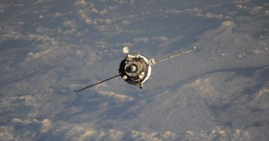 ISS Welcomes Soyuz MS-04 & Two Crew Members after Speedy Rendezvous