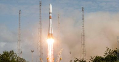 Arianespace-Operated Soyuz Rocket lifts Multi-Purpose Communications Satellite for SES