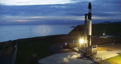 Launch Week Arrives for Rocket Lab's Electron