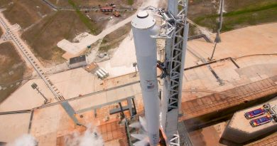 Falcon 9 completes Hold-Down Engine Test as SpaceX accelerates Launch Pace