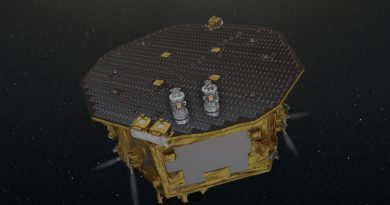 Gravitational Wave Pathfinder Craft to be Repurposed as Cosmic Dust Detector