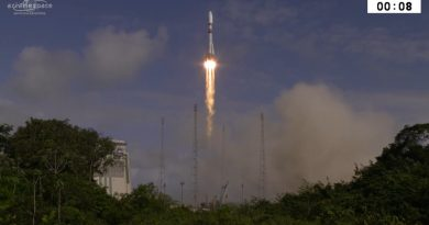 Video: Soyuz blasts off from French Guiana with SES-15 Communications Satellite