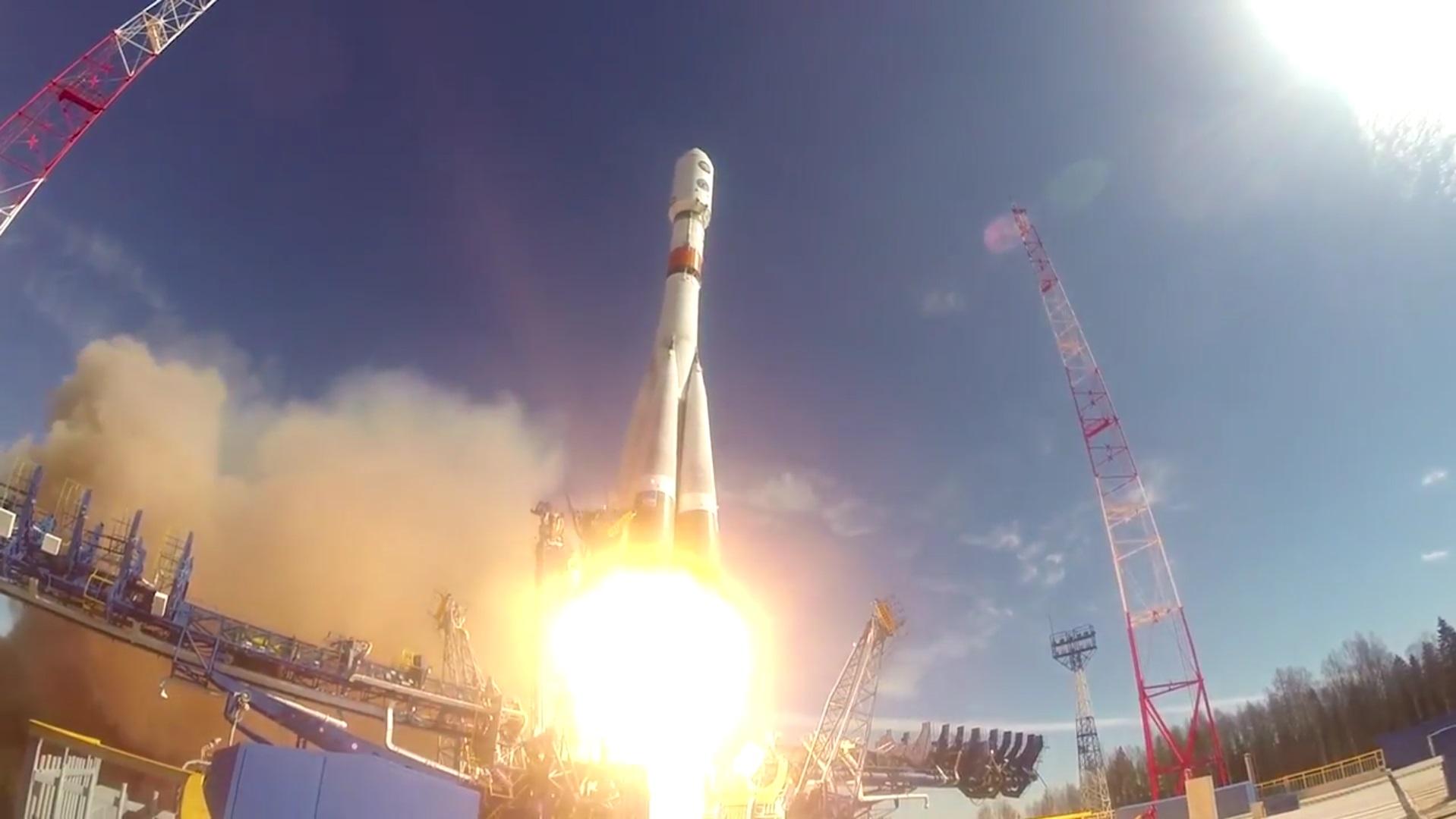russian space shuttle base
