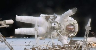 Spacewalkers restore ISS Control System, install Wireless Antennas in busy contingency EVA