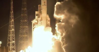 Twilight Ariane 5 Launch with Dual-Satellite Payload marks Resumption of Missions from French Guiana