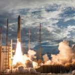 Stunning Photos of fourth Ariane 5 Liftoff in 2017