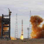 Photos: Proton Lifts Off after Extended Break