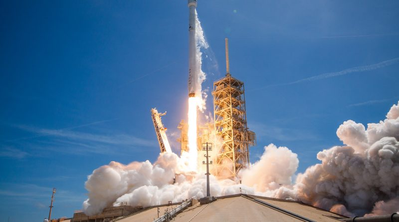 Photos: Flight-Proven Falcon 9 blasts off with Bulgaria's first Telecommunications Satellite