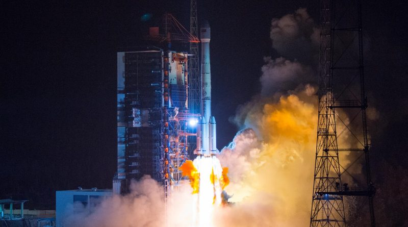 Zhongxing-9A Comsat lifts off atop Chinese Long March 3B, Launch Outcome Unclear