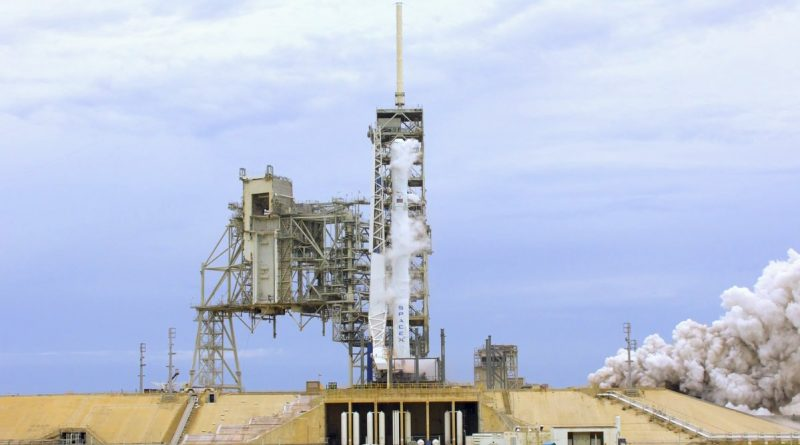 Falcon 9 Checks Off Static Fire Test for Next Dragon Launch to Deliver Cargo to ISS