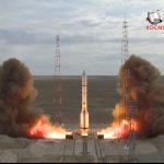 Videos: Proton-M Returns to Flight with EchoStar-21