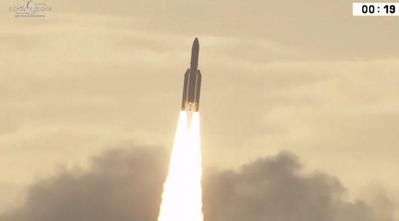 Video: Ariane 5 VA238 Launch