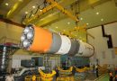 Re-Entry: Soyuz Block I Upper Stage from Progress MS-06 Launch