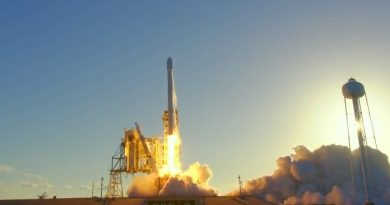 Video: Falcon 9 thunders off on heaviest GTO Delivery to Date
