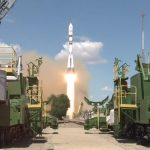 Video: Soyuz Rocket Blasts Off on Multi-Orbit Cluster Mission