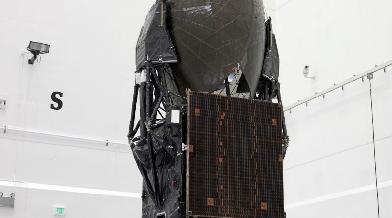 TDRS-M Launch Date in Question after potential Damage to Satellite