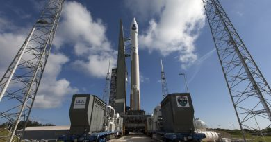 TDRSS Reinforcement to Head into Orbit on Friday atop Atlas V Rocket