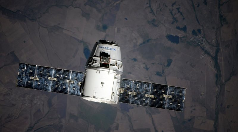 Science-Laden Dragon Arrives at Space Station after Flawless Two-Day Rendezvous