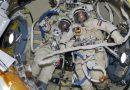 Cosmonaut Duo set for busy Spacewalk to Deploy Satellites, Collect Samples & Install Experiments