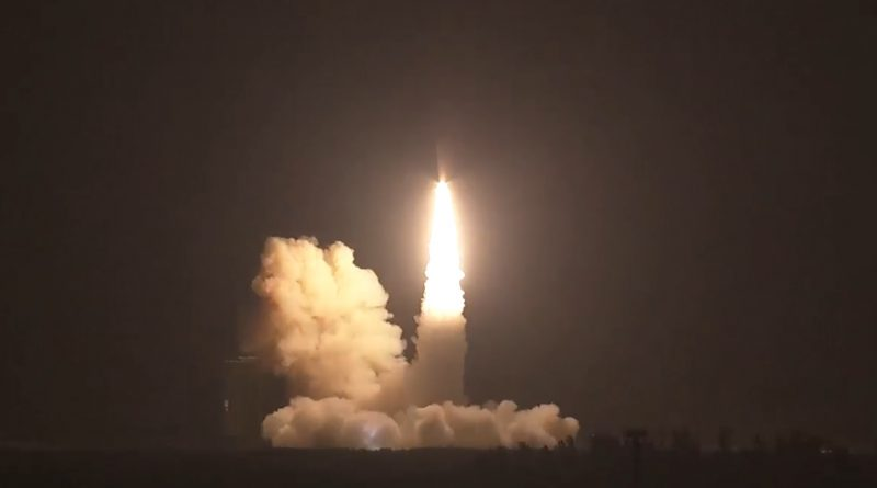 Video: Minotaur IV Launch with ORS-5