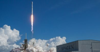 Photos: Falcon 9 Lifts Off from Florida with X-37B Space Plane
