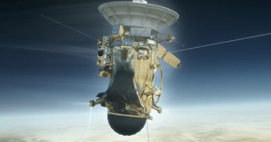 Cassini's Swan Song – Flagship NASA Mission Ends after 20 Years